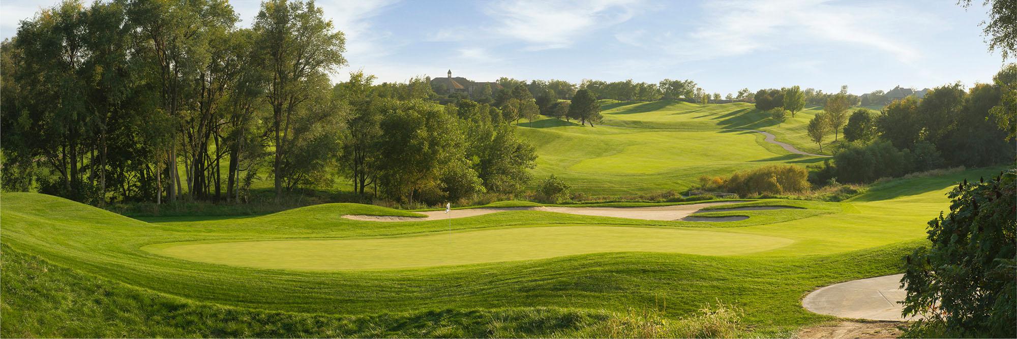 Golf Course Image - Champions Run No. 10