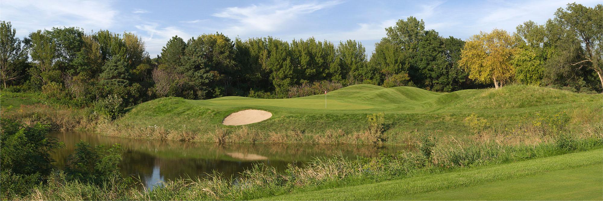 Golf Course Image - Champions Run No. 12