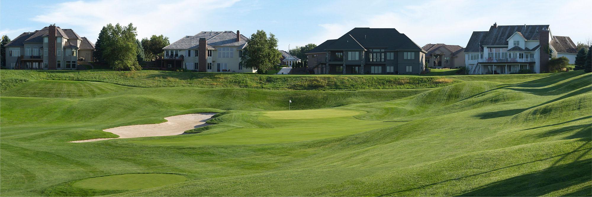 Golf Course Image - Champions Run No. 16