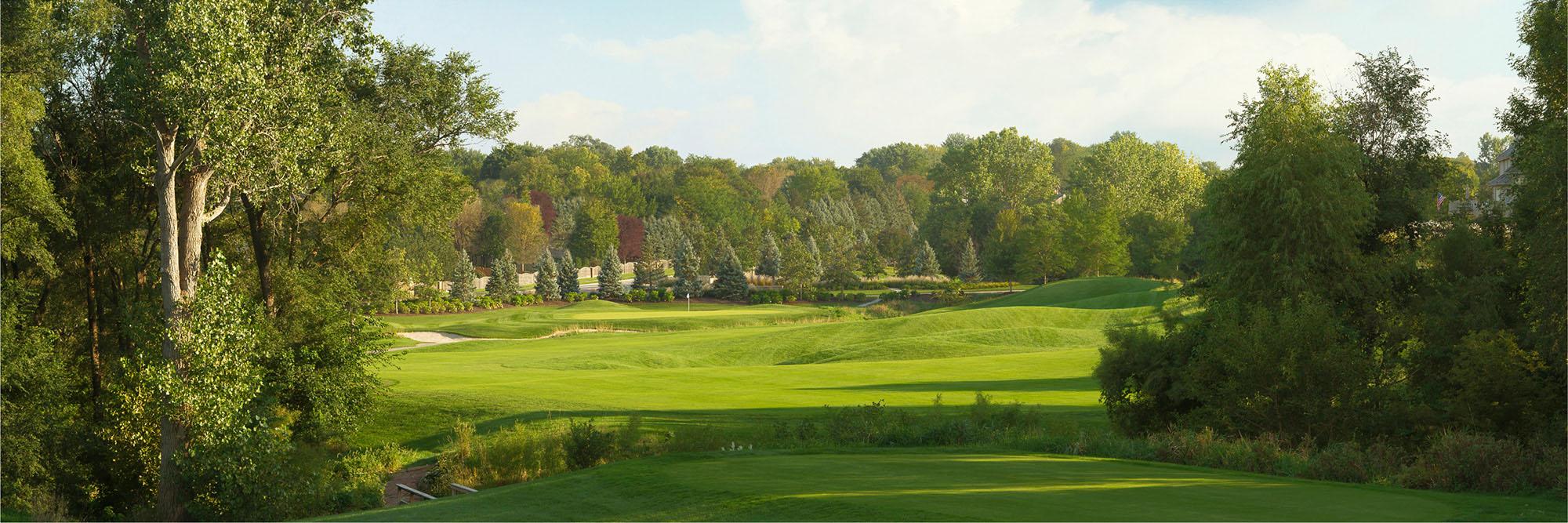 Golf Course Image - Champions Run No. 2