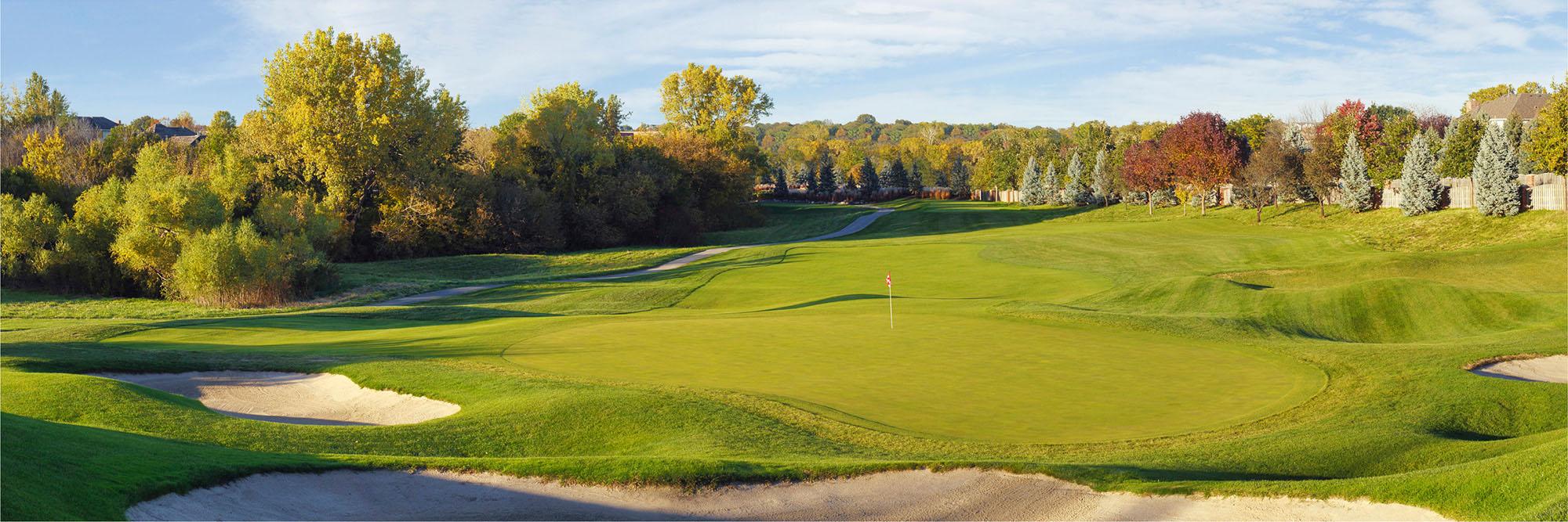 Golf Course Image - Champions Run No. 3