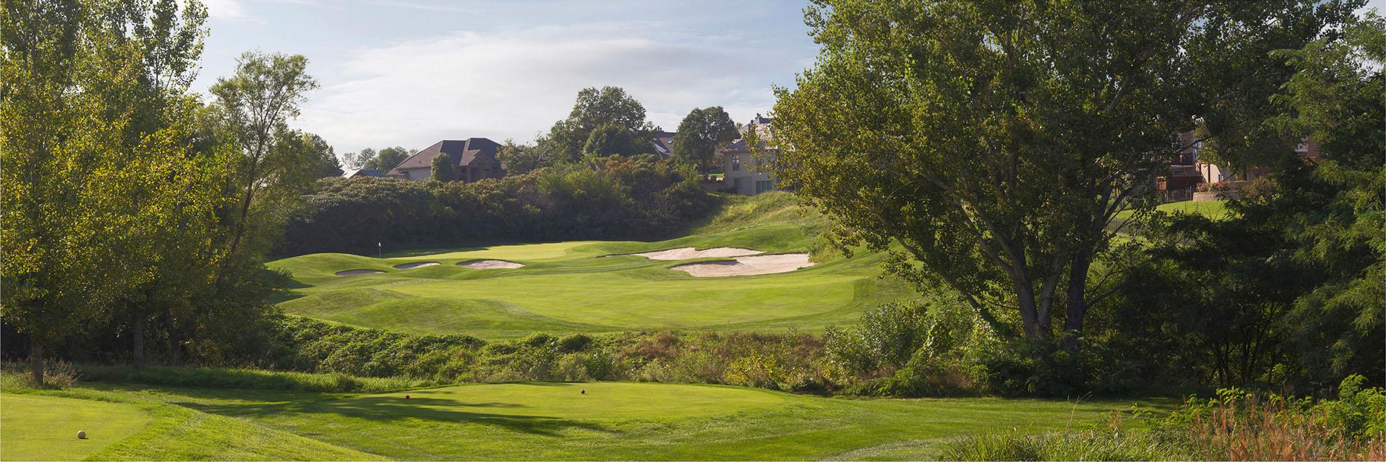 Golf Course Image - Champions Run No. 4