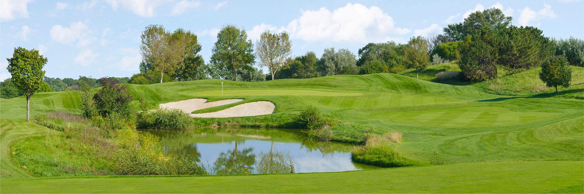 Golf Course Image - Champions Run No. 8