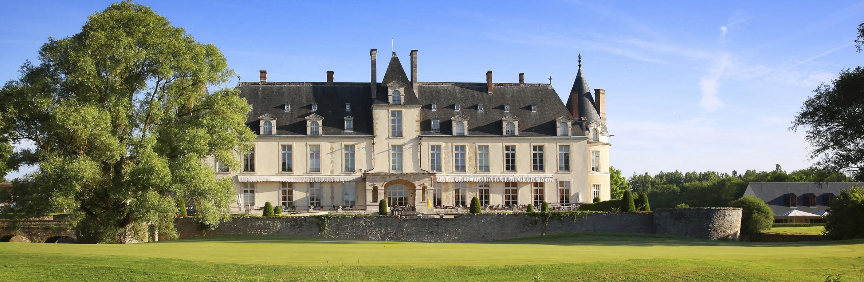 Golf Course Image - Château d'Augerville No. 18