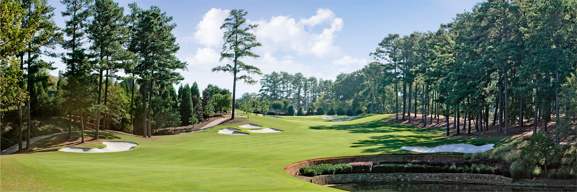 Golf Course Image - Cherokee Town and Country Club No. 18
