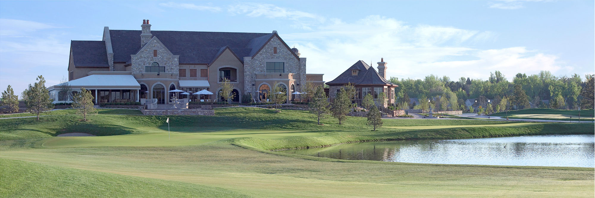 Golf Course Image - Cherry Creek No. 18