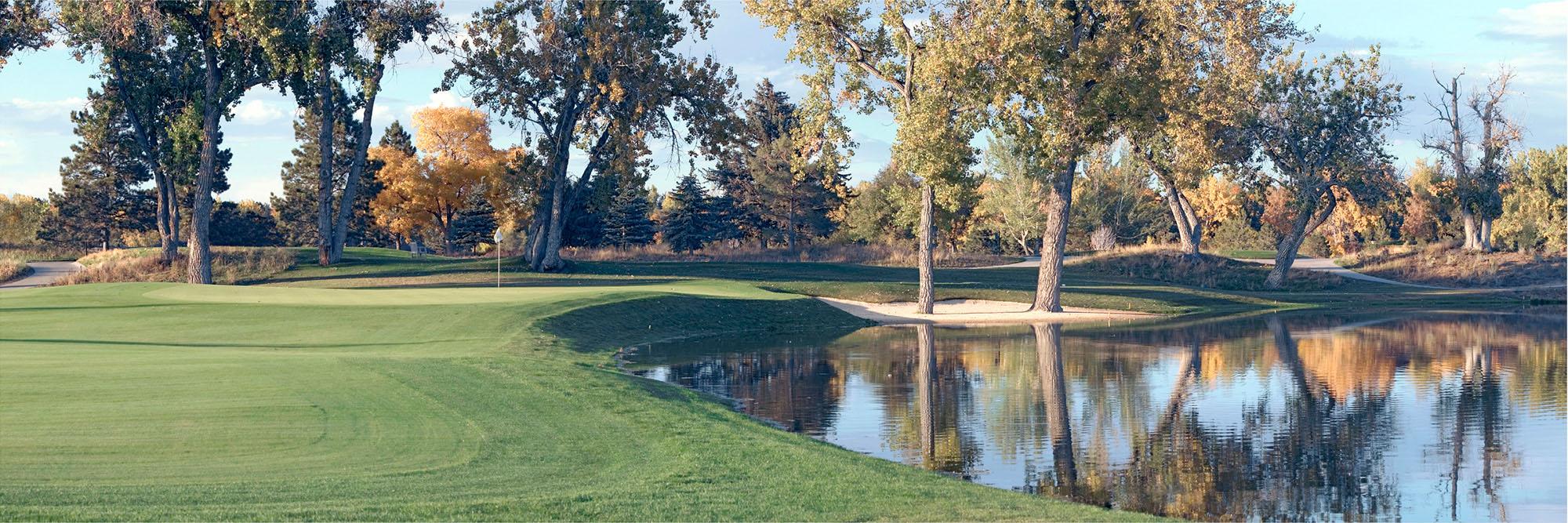 Golf Course Image - Cherry Creek No. 6