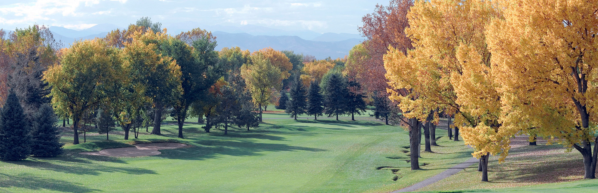 Golf Course Image - Cherry Hills Country Club No. 1