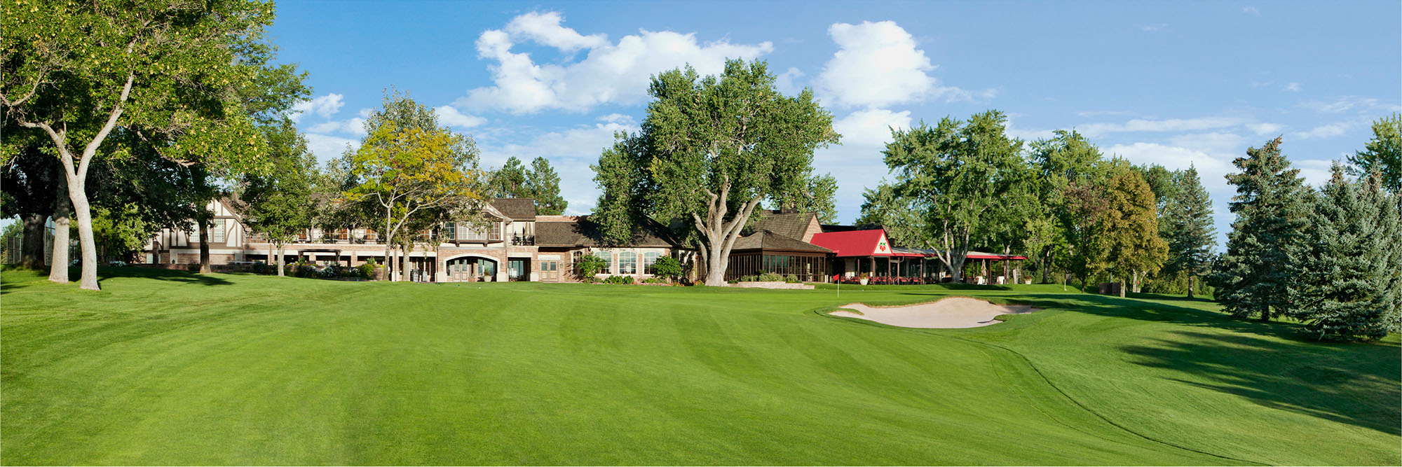 Golf Course Image - Cherry Hills Country Club No. 9