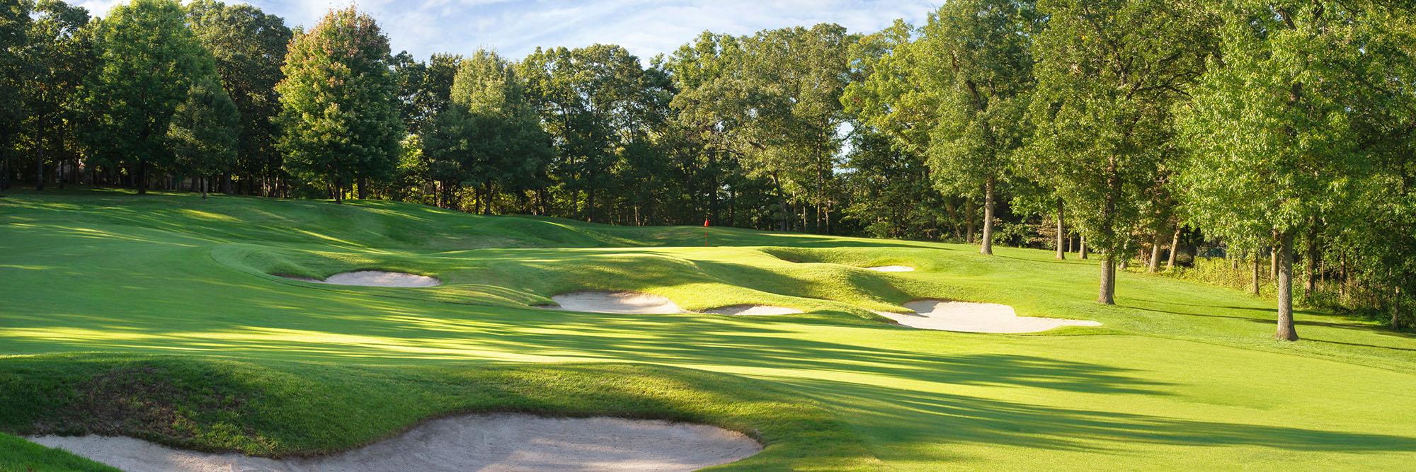Golf Course Image - The Club at Porto Cima No. 10