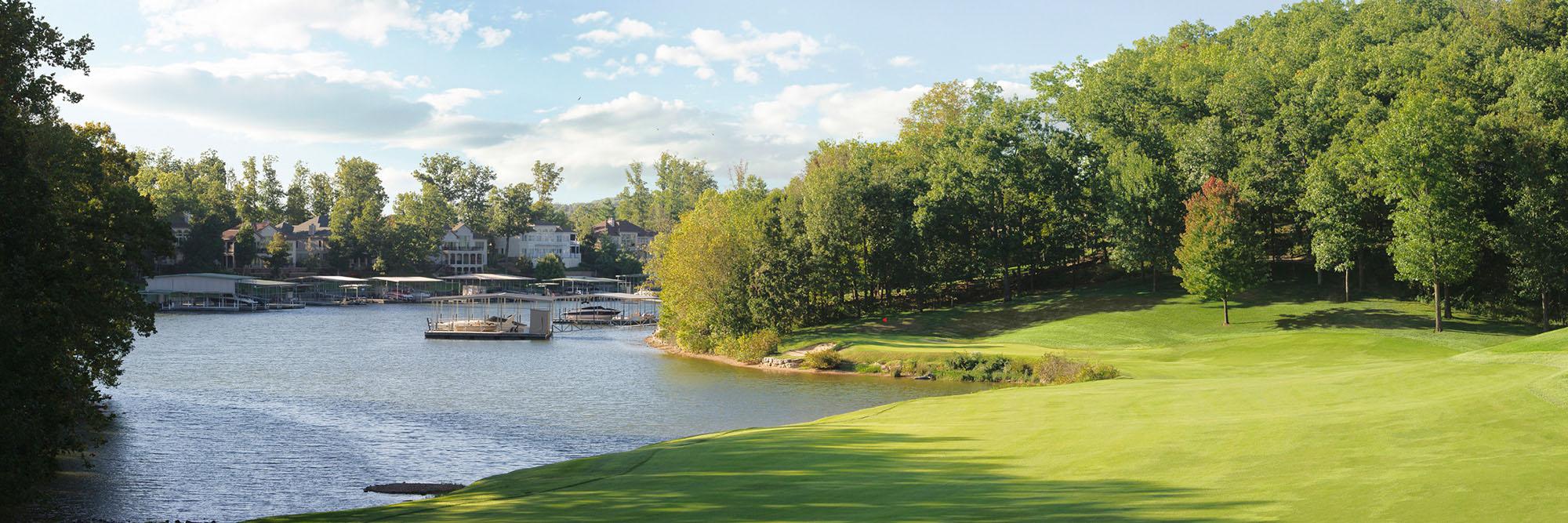 Golf Course Image - The Club at Porto Cima No. 13