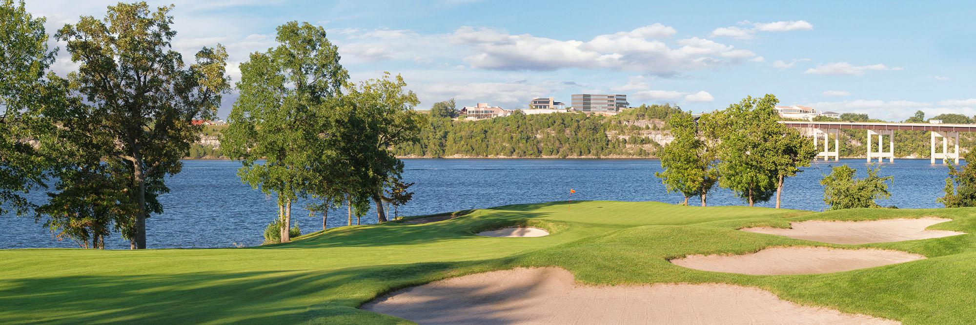 Golf Course Image - The Club at Porto Cima No. 15