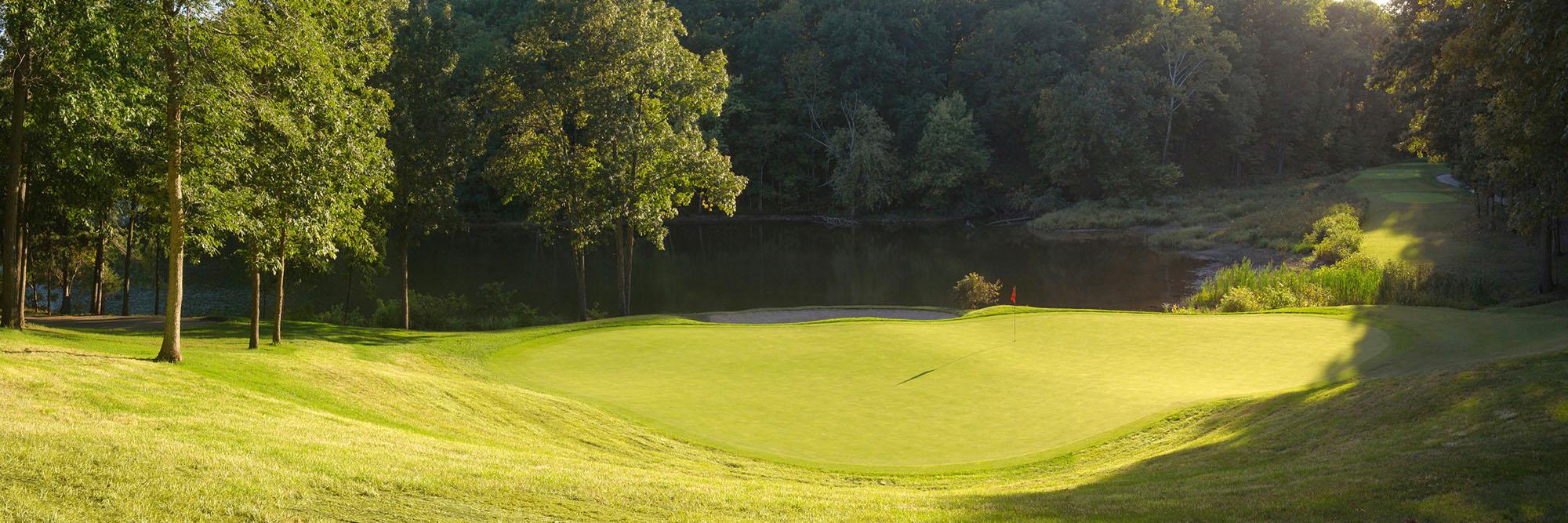 Golf Course Image - The Club at Porto Cima No. 6