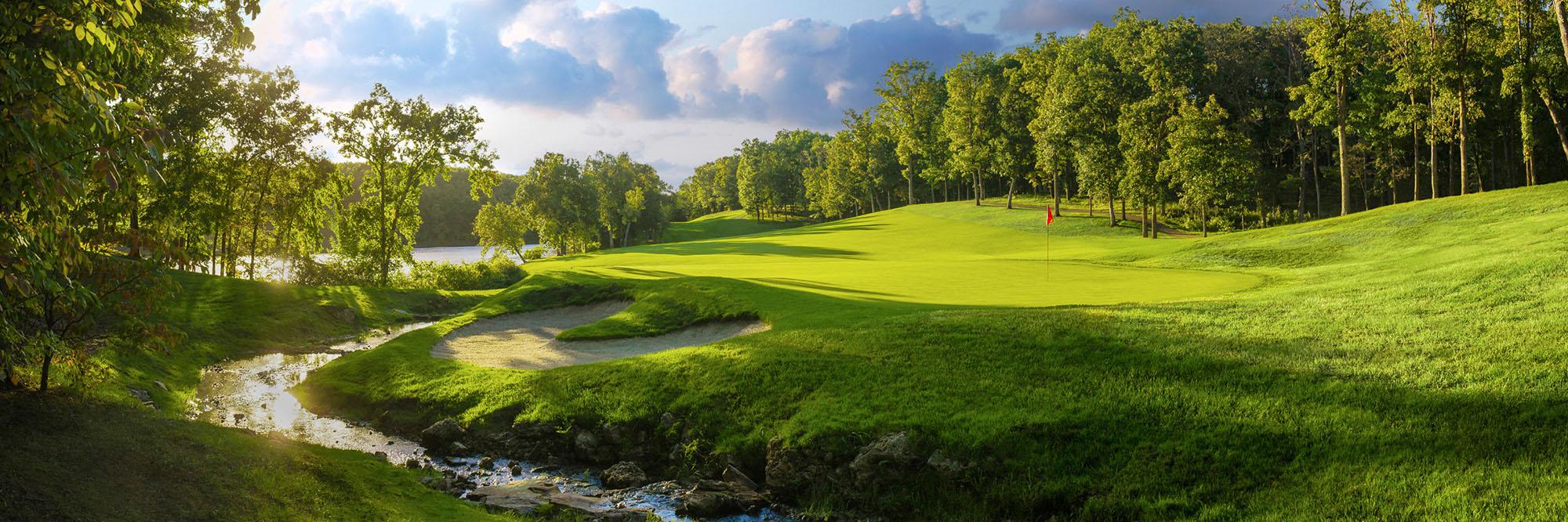 Golf Course Image - The Club at Porto Cima No. 7