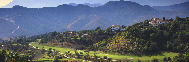 Golf Course Image - Club de Campo La Zagaleta No. 9