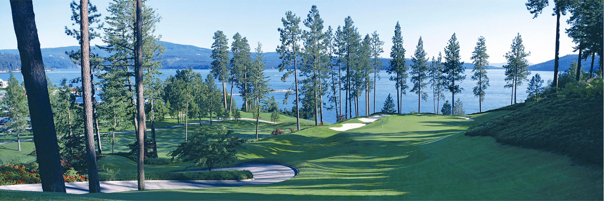 Golf Course Image - Coeur D' Alene No. 6