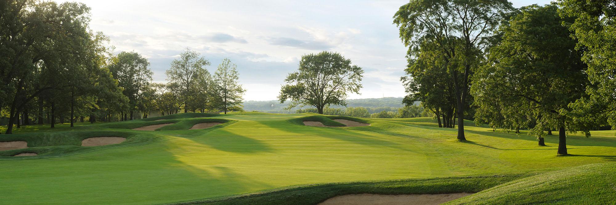 Golf Course Image - Cog Hill 4 No. 11