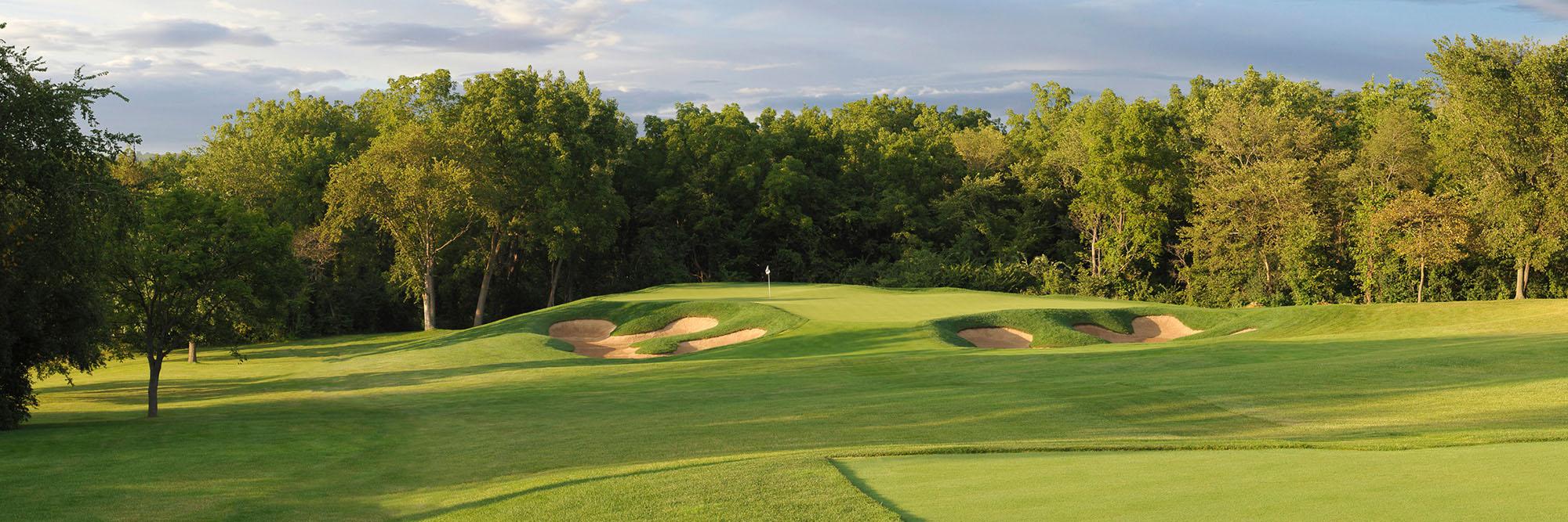Golf Course Image - Cog Hill 4 No. 12