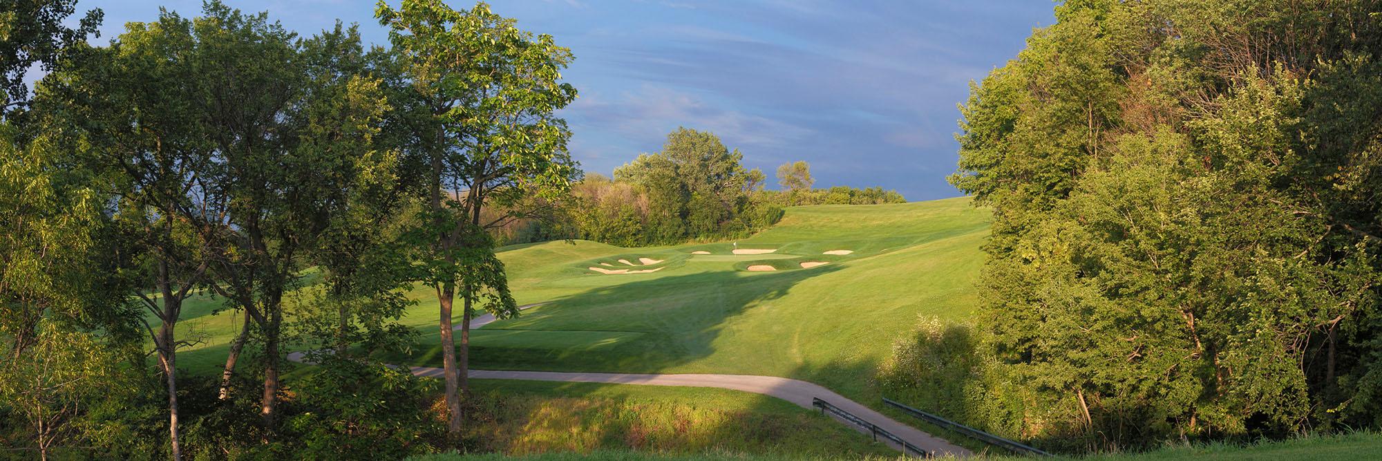 Golf Course Image - Cog Hill 4 No. 14