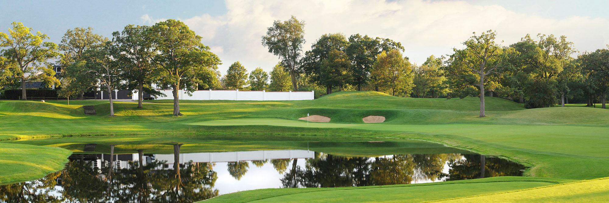Golf Course Image - Cog Hill 4 No. 19