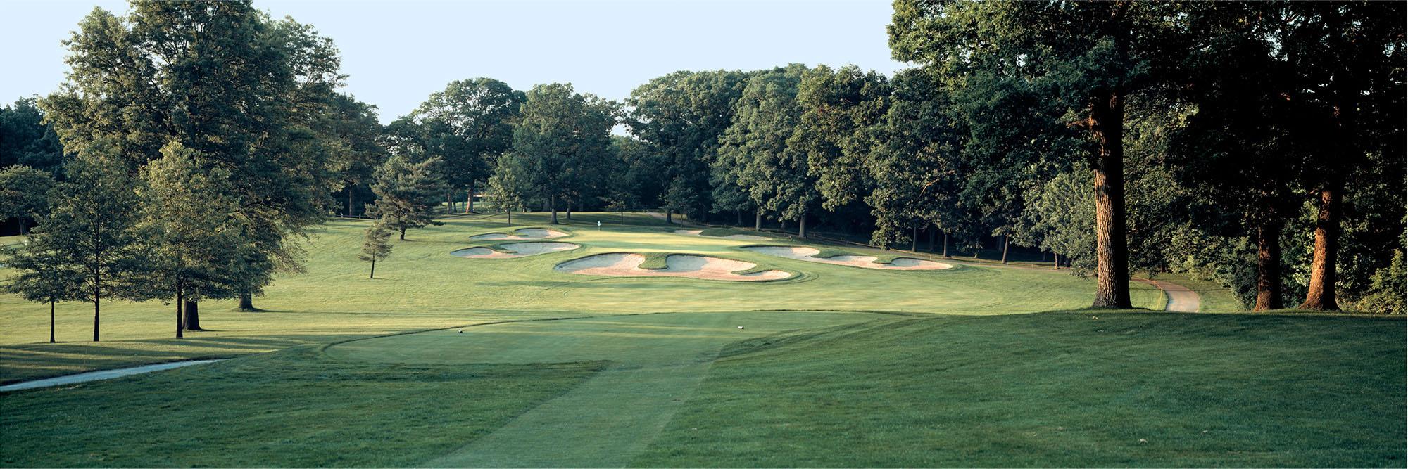 Golf Course Image - Cog Hill 4 No. 6