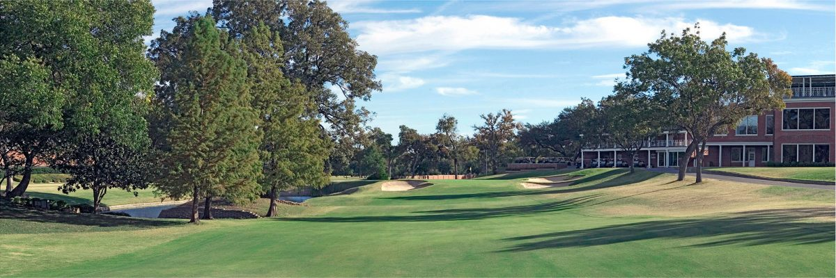 Colonial Country Club No. 18