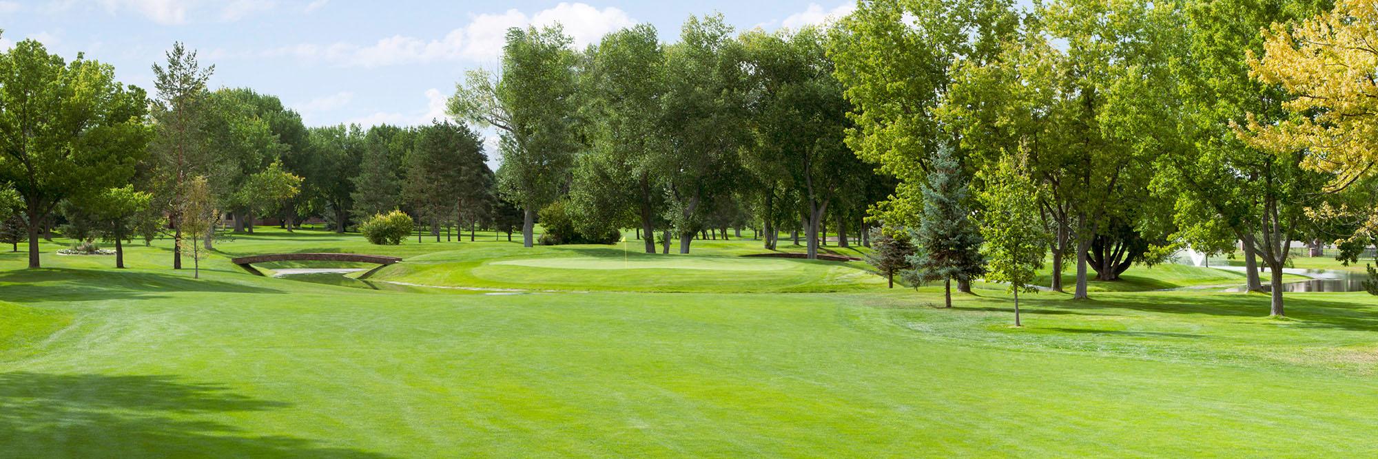 Golf Course Image - Columbine Country Club No. 5