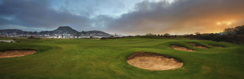 Golf Course Image - Conwy Caernarvonshire Golf Club No. 2