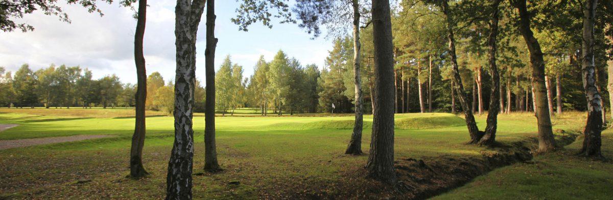 Copthorne Golf Club No. 3