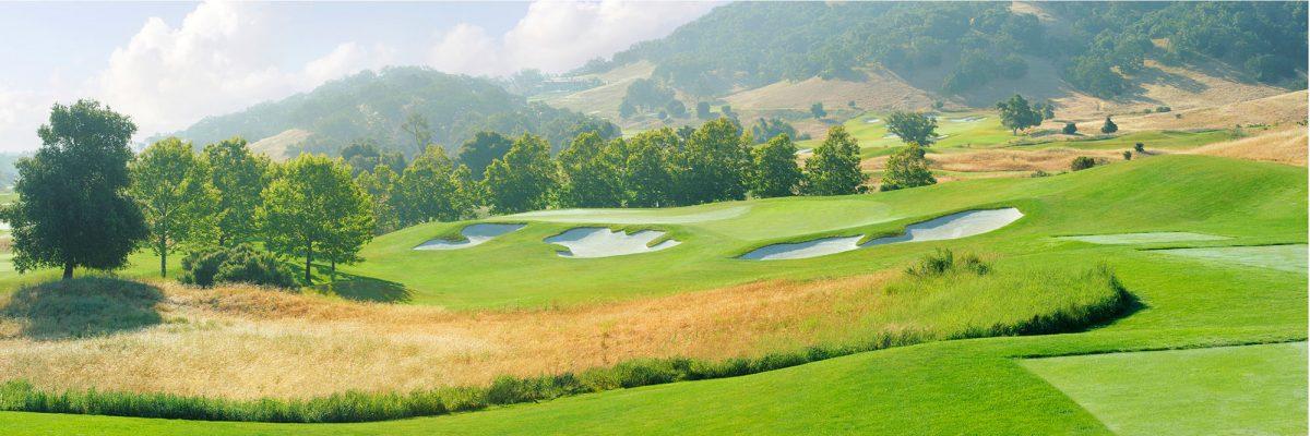 CordeValle Golf Club No. 12