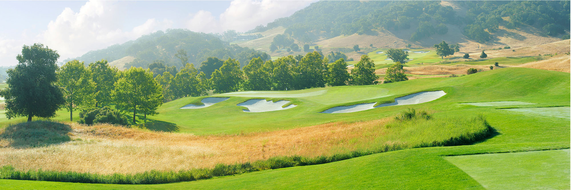 Golf Course Image - CordeValle Golf Club No. 12
