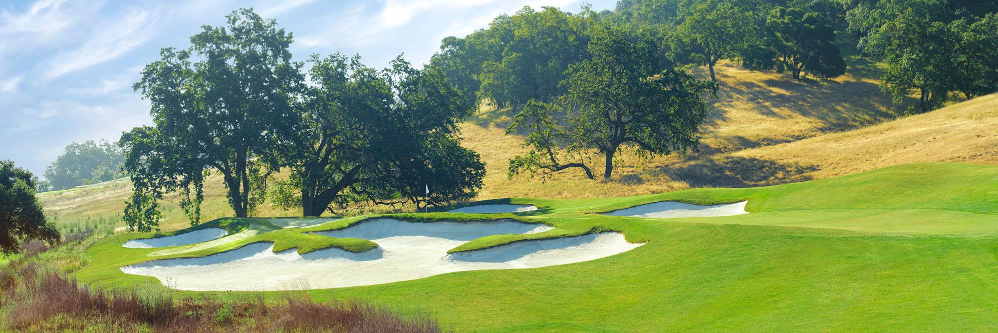 Golf Course Image - CordeValle Golf Club No. 16