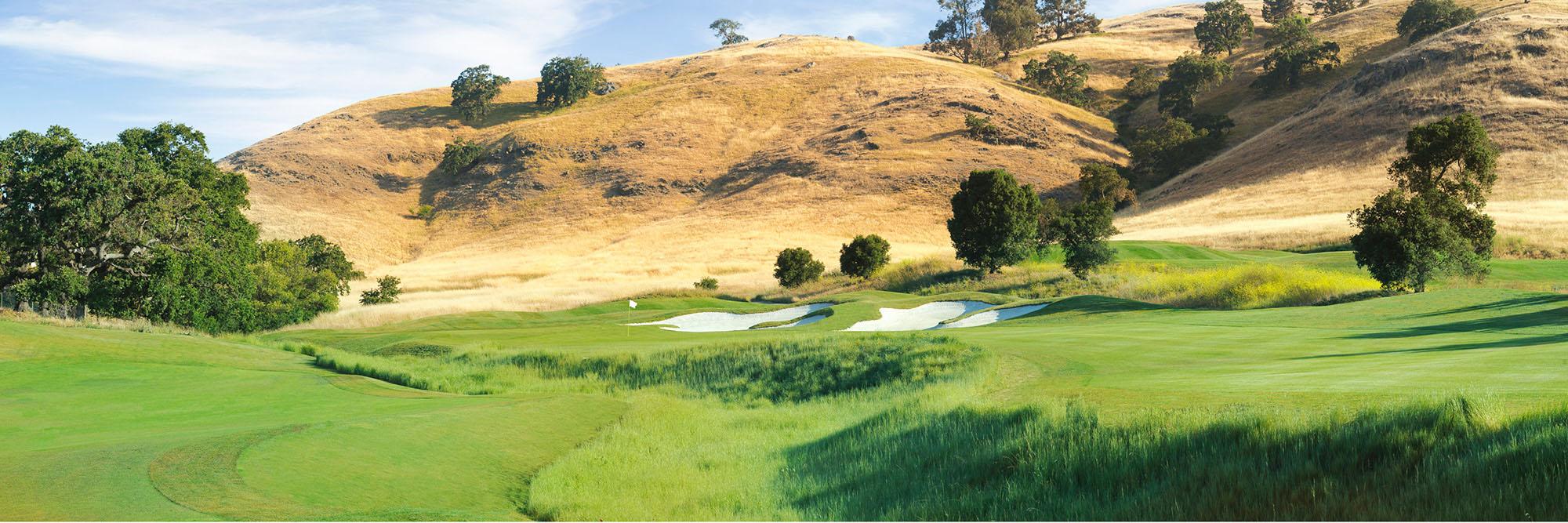 Golf Course Image - CordeValle Golf Club No. 6