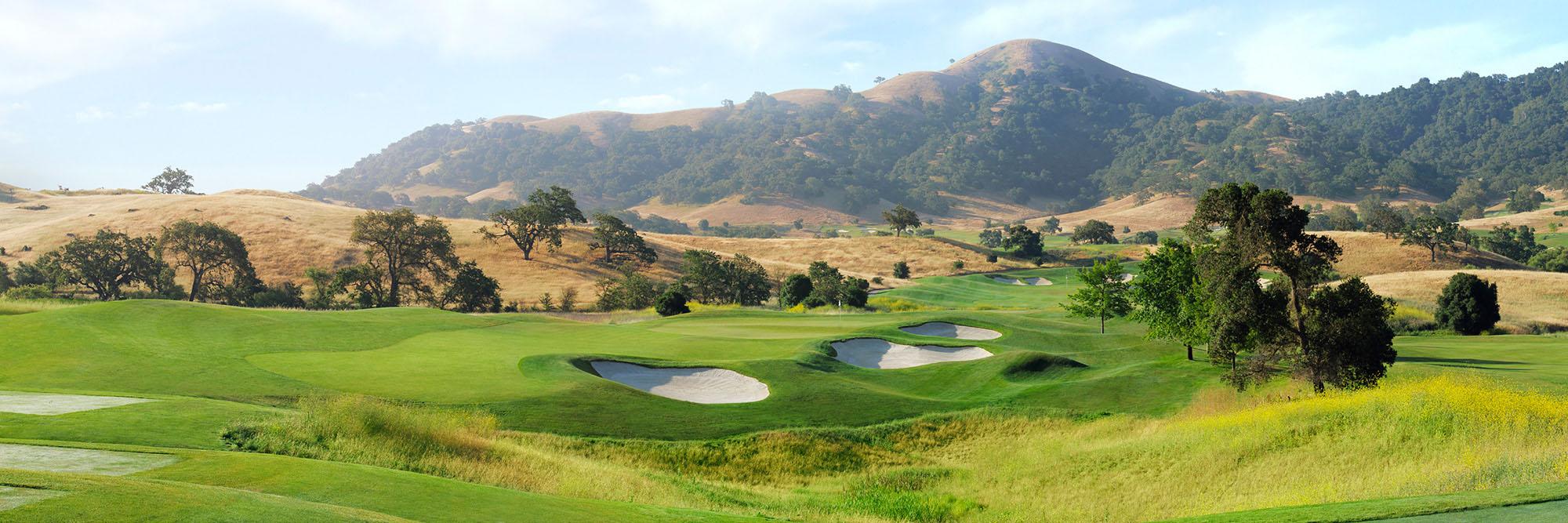 Golf Course Image - CordeValle Golf Club No. 7