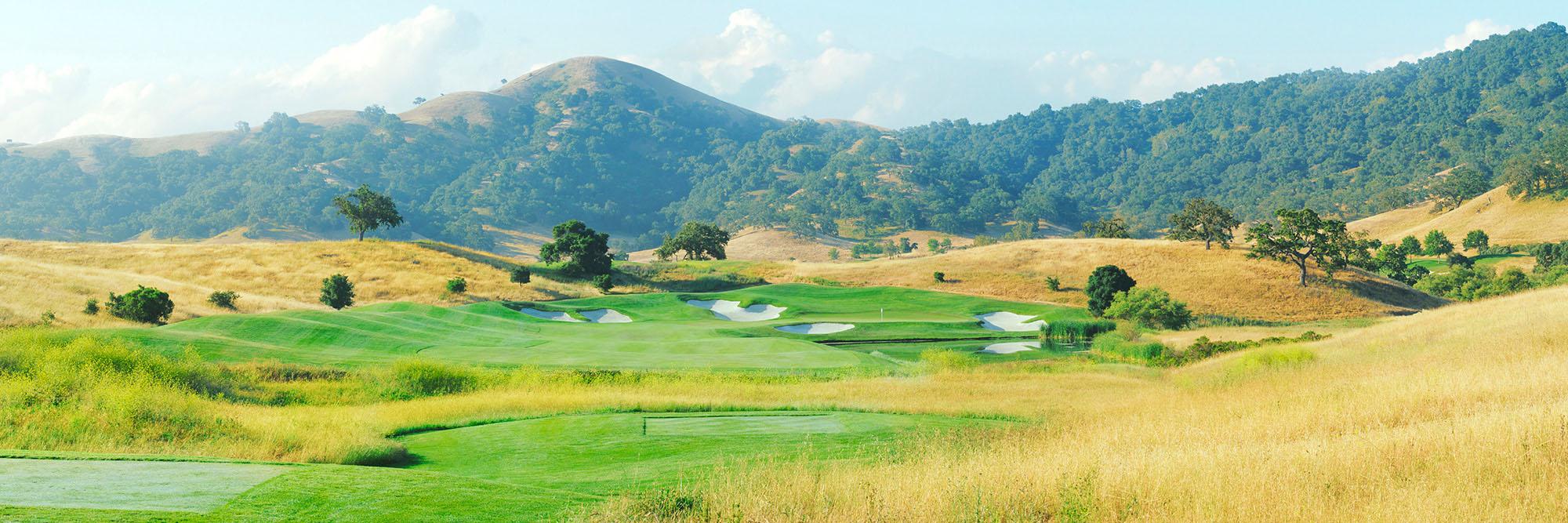 Golf Course Image - CordeValle Golf Club No. 8