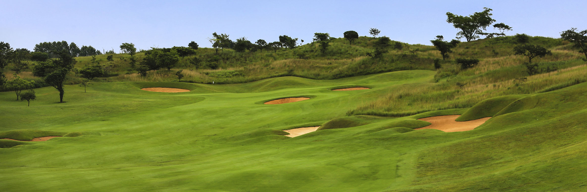 Golf Course Image - Cotswold Downs No. 3