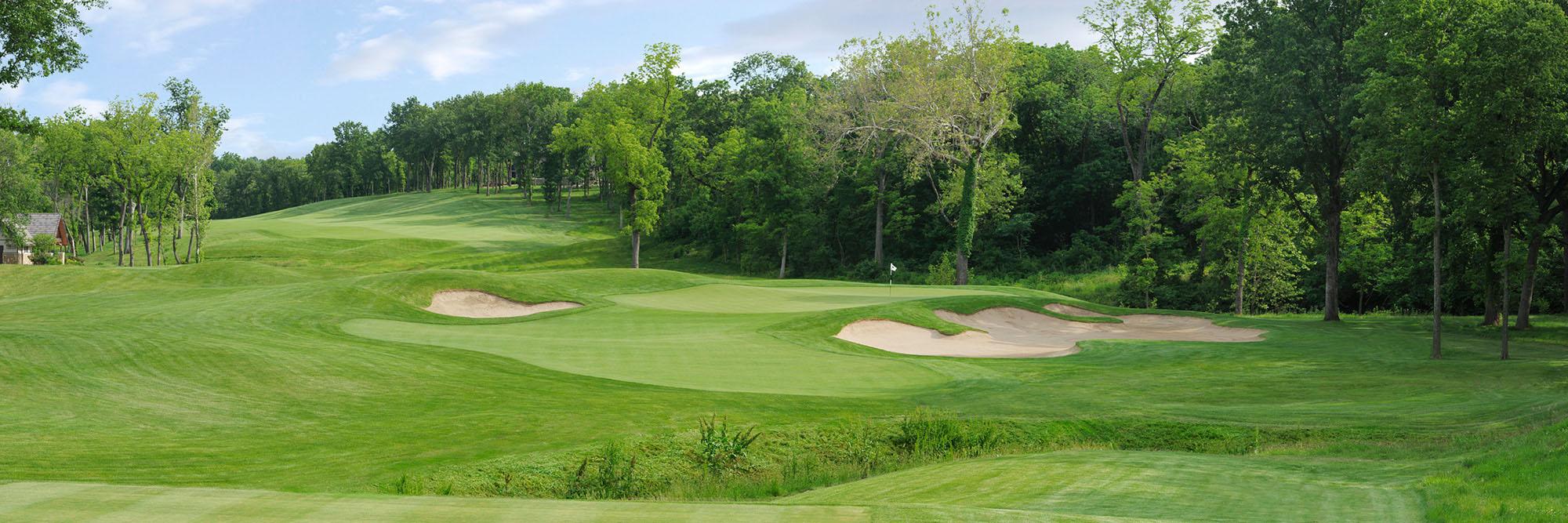 Golf Course Image - Loch Lloyd No. 13