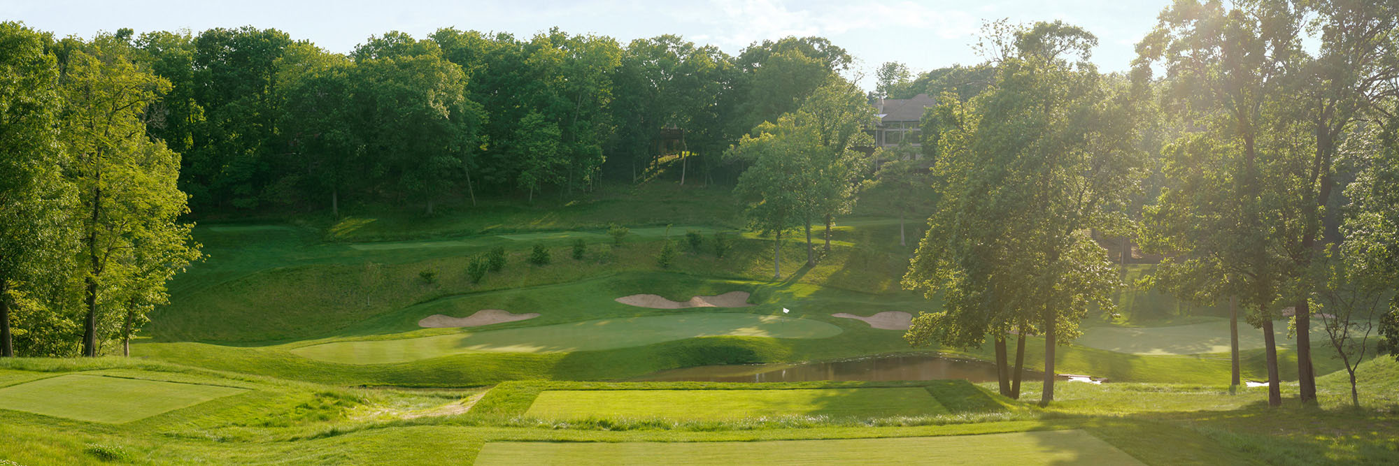 Golf Course Image - Loch Lloyd No. 2