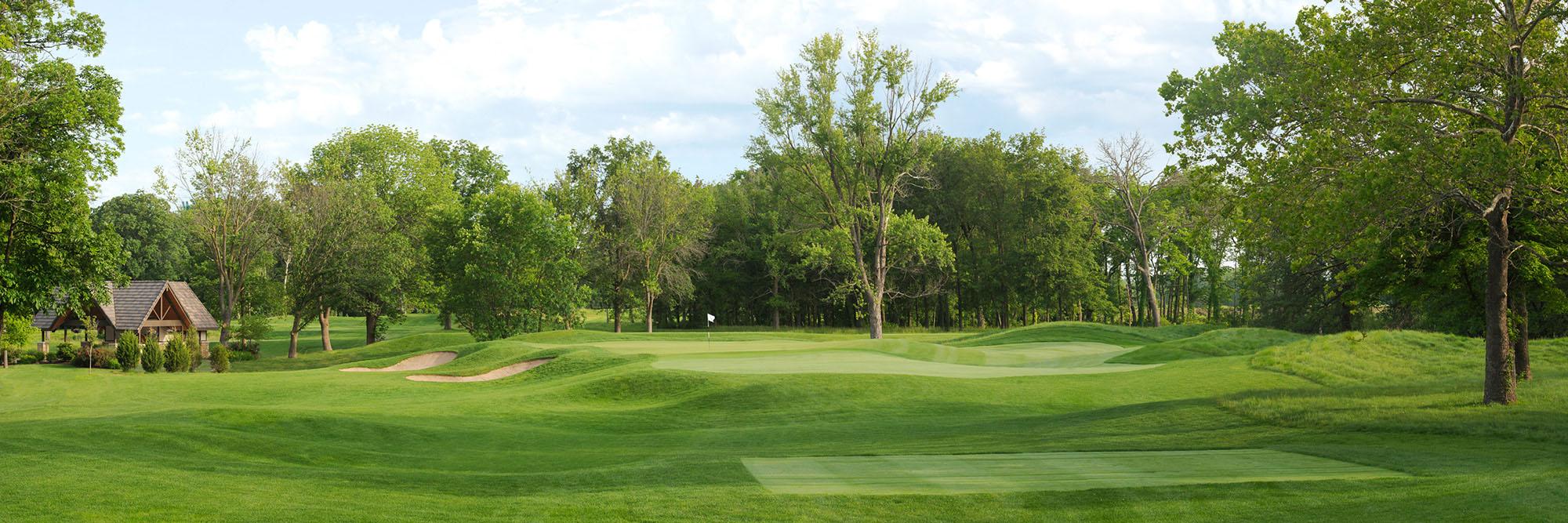 Golf Course Image - Loch Lloyd No. 5