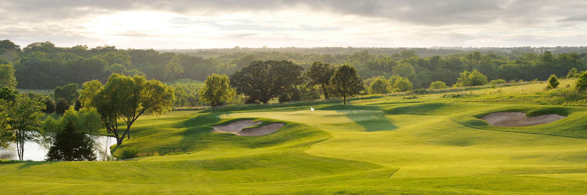 Golf Course Image - Loch Lloyd No. 9
