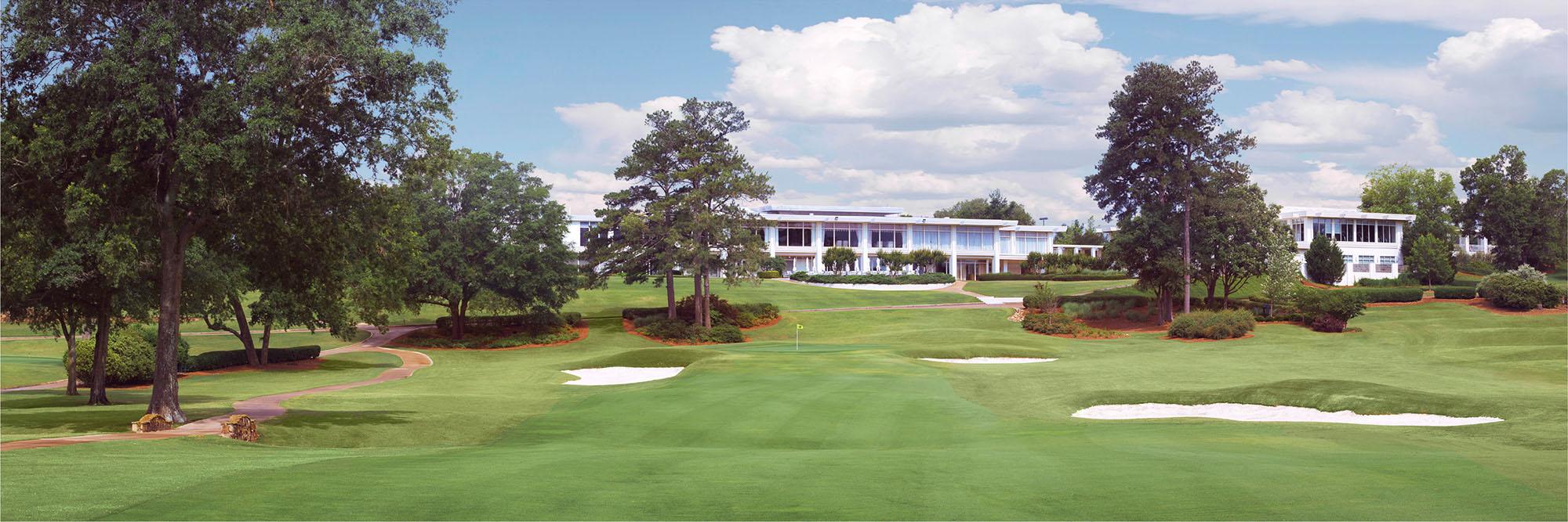 Golf Course Image - Country Club of Jackson No. 18