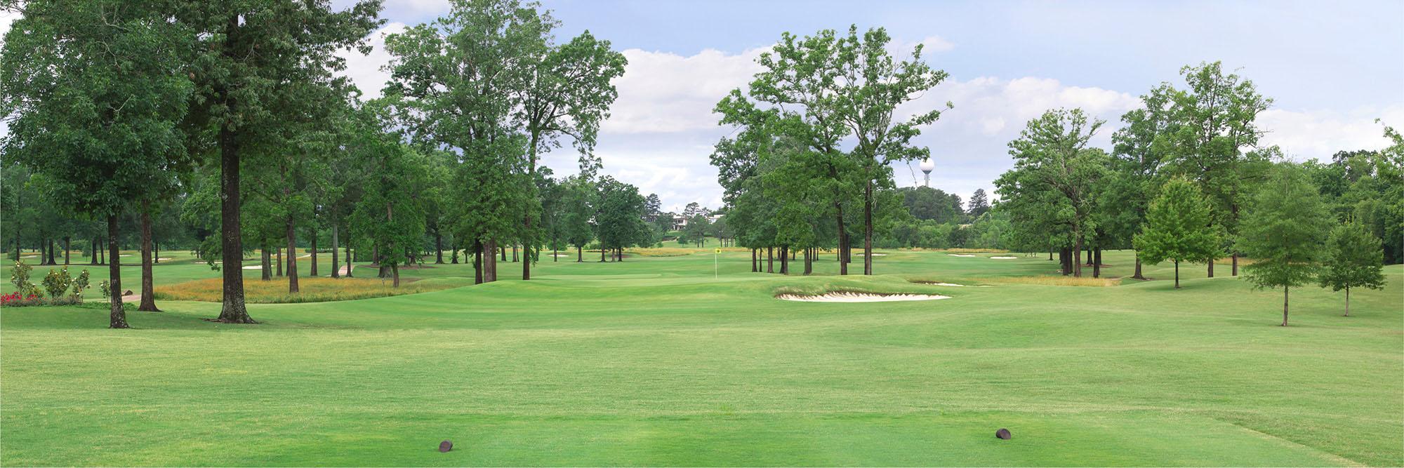 Golf Course Image - Country Club of Jackson No. 4