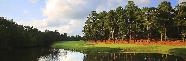 Golf Course Image - Country Club of North Carolina Cardinal Course No. 14
