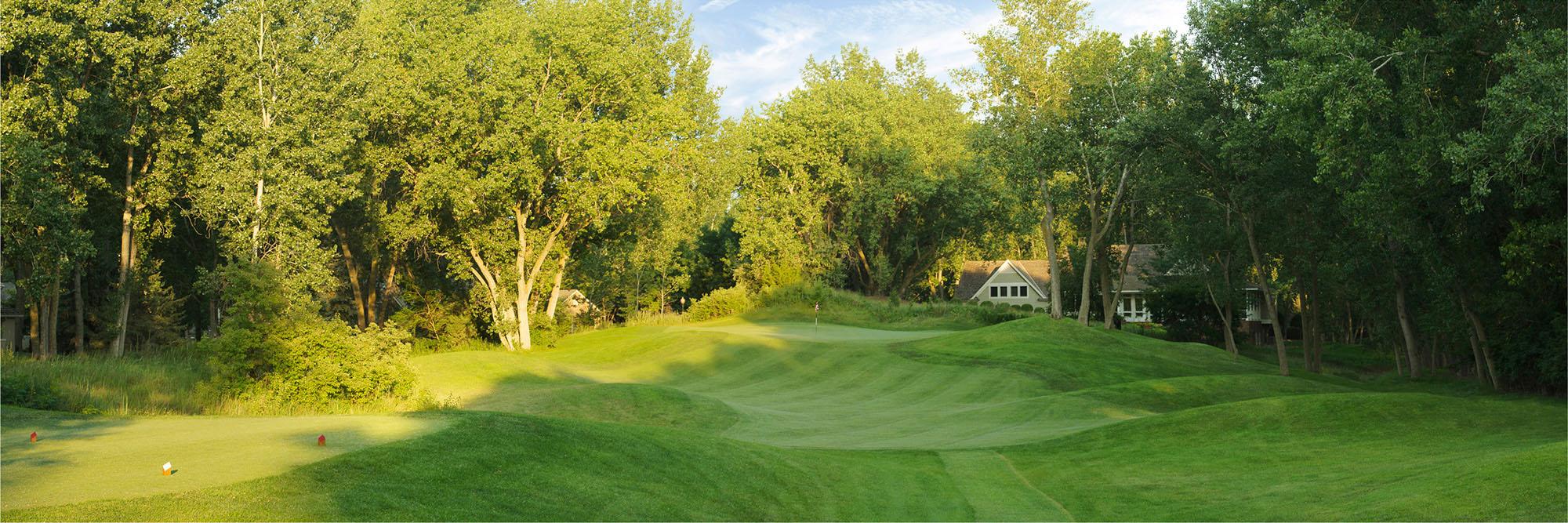 Golf Course Image - Dakota Dunes No. 16