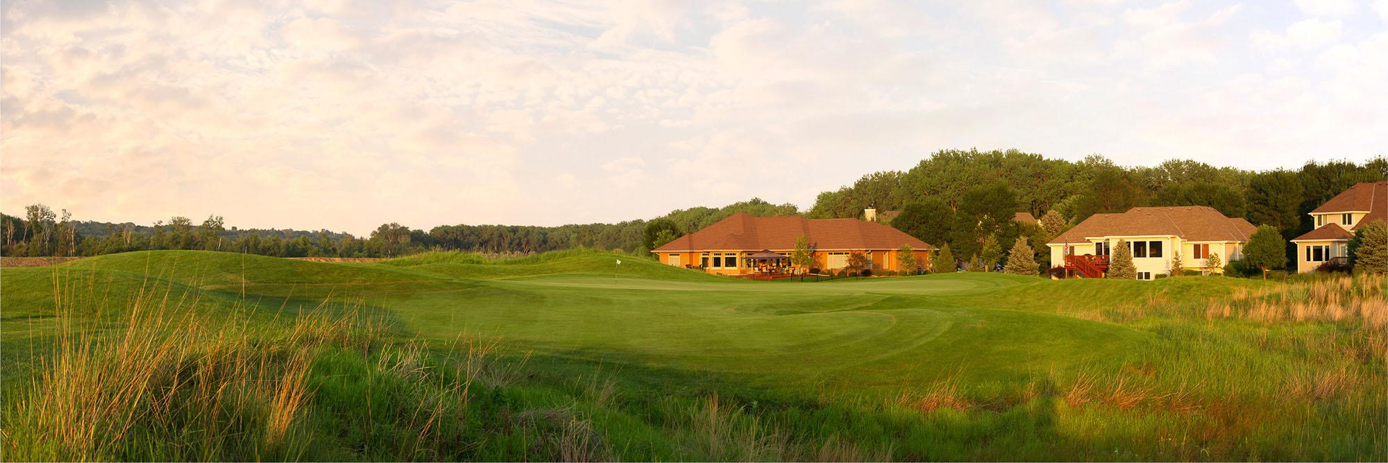 Golf Course Image - Dakota Dunes No. 4