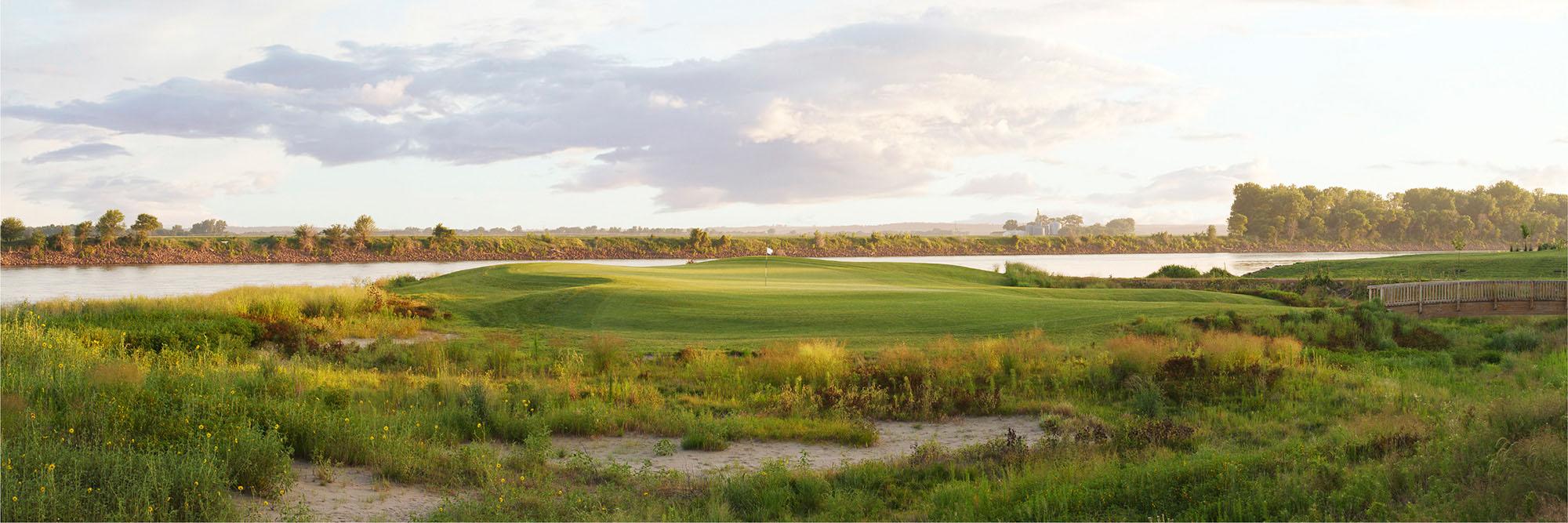 Golf Course Image - Dakota Dunes No. 8