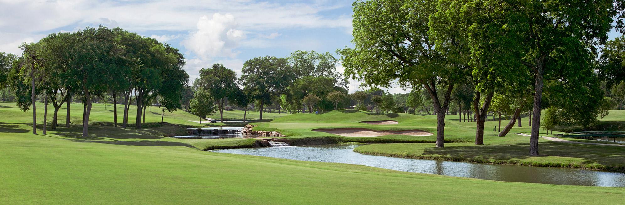 Dallas Athletic Club Blue Course No. 11