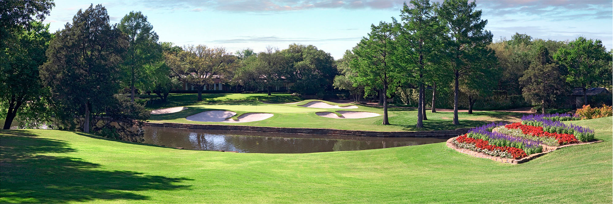 Golf Course Image - Dallas Country Club, No. 15