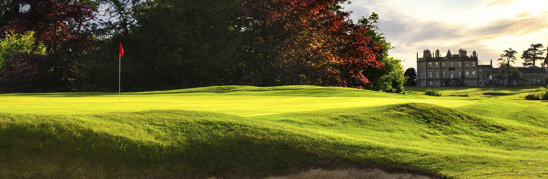 Golf Course Image - Dalmahoy Country Club West No. 17