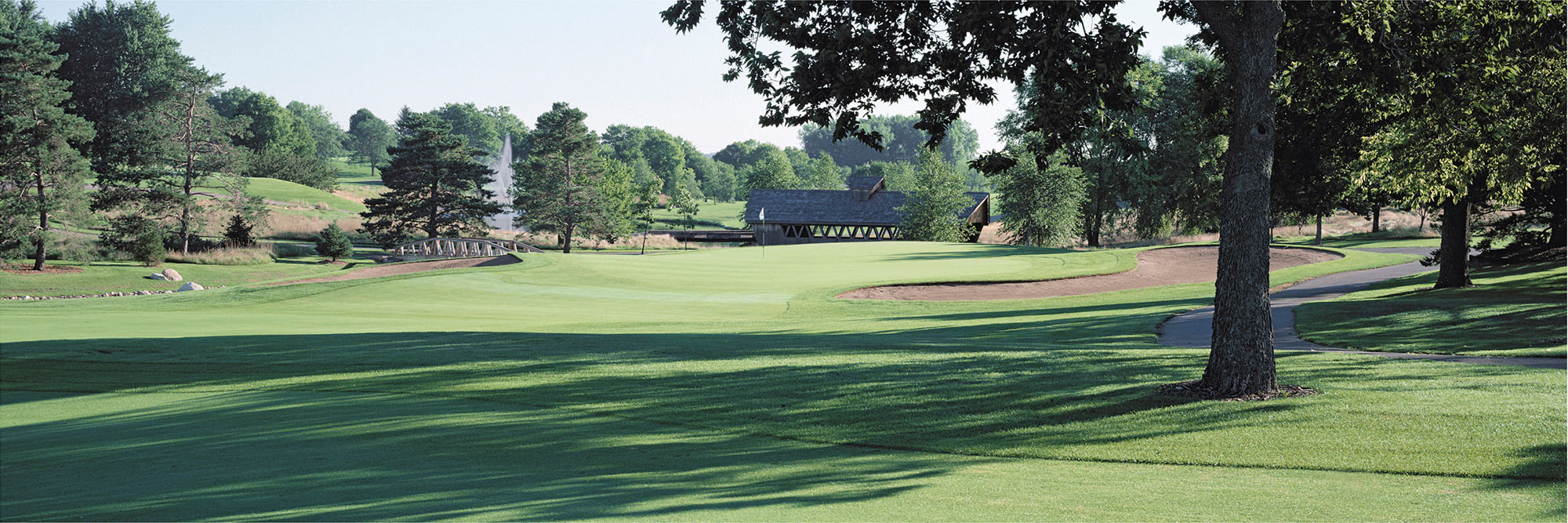 Golf Course Image - Des Moines Country Club North No. 10